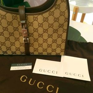 Gucci Hobo Vintage Bag